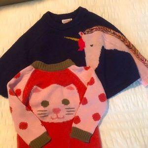 18 month sweater bundle